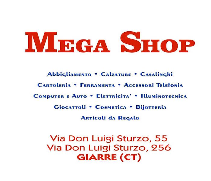 Mega Shop - Centro Commerciale