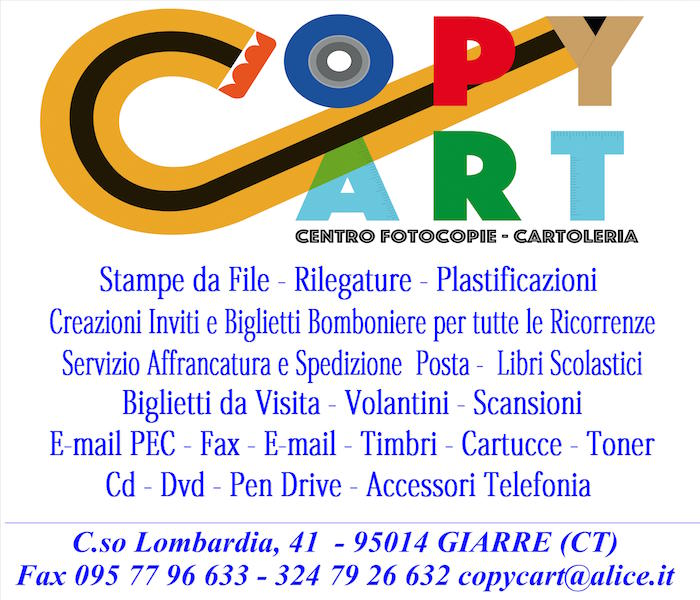Copy Cart - Centro Fotocopie