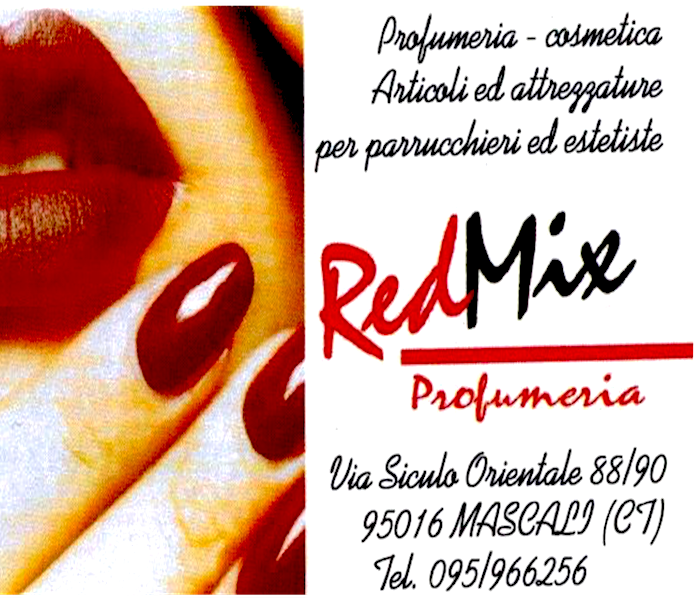 Red Mix - Profumeria Pelletteria - Mascali